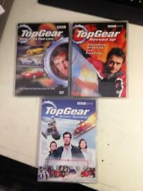 Top Gear Complete Boxset Episode Series Seasons Films DVD Car Show