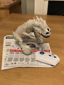 Jurassic World Zoomer Indominus Rex