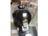 Krups Nescafe Dolce Gusto Melody 3 Manual Coffee Machine - Black (Inclusive of Coffee Pod Stand)