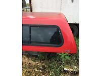 Nissan Navara 2014 Snugtop canopy