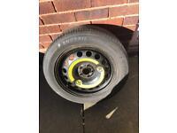 5x100 Spare Wheel (Skoda/Audi/VW/Seat)