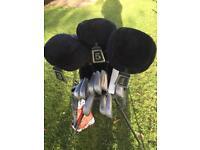 Hippo graphite golf clubs