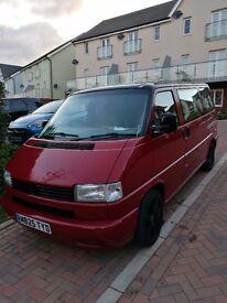 VW T4 transporter campervan camper not T2 Bay window or splitscreen