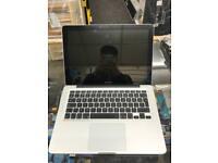 "Apple MacBook Pro A1278 13.3"" Laptop 500GB"