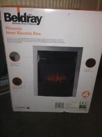 Brand newElectric fire place
