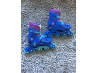 Frozen Rollerblades to fit sizes 13J - 3