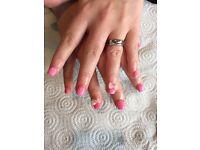 Nails £10 denton