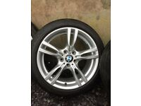 Bmw m sport wheels