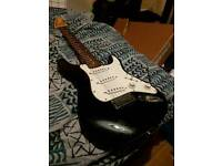 Beginner: Fender Squier Mini 3/4 Bullet Stratocaster