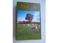 2 VERY RARE MINT KLF TAPES £15