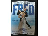 2 Remembering Fred tickets - Pavilion Theatre 19 May