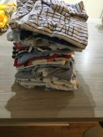 36 0/3 boys baby grows