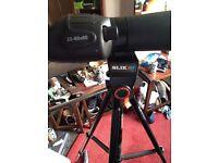 lennox spotting scope and zenith binoculars 10x50