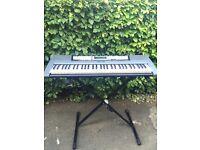 Yamaha Piano with stand