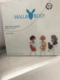 Wallaboo baby carrier