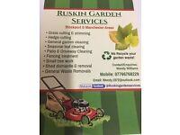Ruskin garden services