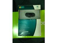 logitec webcam c210 usb hd 1.3mp camera
