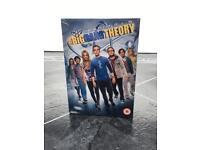 Big Bang Theory DVD box set (Seasons 1-6)