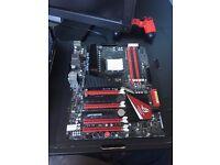Asus Crosshair IV Formula AMD AM3 Motherboard Desktop PC