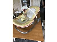 Mama's and Pappa's Baby Rocker - Free Collection in Cardiff