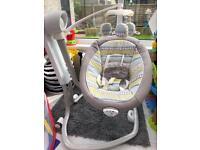 Joie swivel swing chair