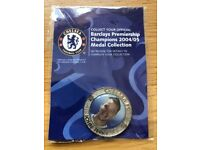 John Terry 2004/05 collectors Medal