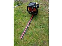Homelite hedge trimmer. Not working