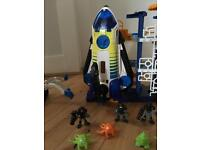 Imaginext space collection
