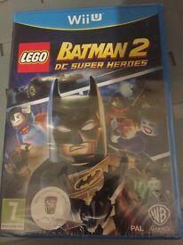Wii u batman 2