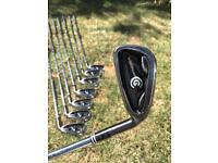 Cleveland golf CG7 black pearl irons
