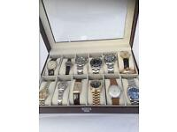 Rolex watch collection wanted