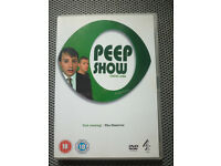 Peep Show Series 1-5 DVD's