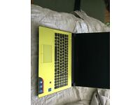 Laptop green