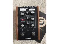 Moog Moogerfooger MF-108M Cluster Flux Analog Guitar Pedal