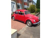 Beautiful 1971, classic beetle, one owner up until Jan 2018