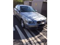 BMW 530d Automatic, Left Hand Drive . 2005 model