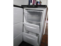 Silver whirlpool undercounter freezer for sale