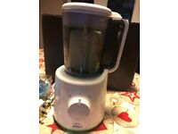 Avent baby food Steamer Blender