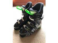 Children's Rossignol Comp J3 Ski Boots mondo size 22.5