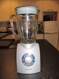 RRP£100 Phillips Premium Blender Smoothie Maker Ice Crusher