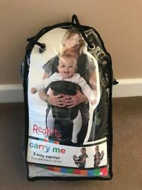 3 way Baby carrier