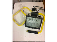 halogen yellow lights 400w x 2