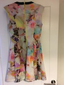 BEAUTIFUL TED BAKER dress for sale size 2(10)