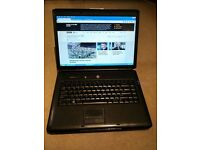 Dell Vostro 1500 160GB Hard Drive 2GB RAM Microsoft 2007 Swap with samsung tablet