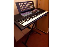 Yamaha Keyboard PSR-185 with stand