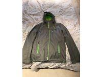 Superdry MENS jacket size medium brand new