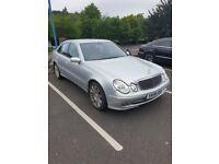 Mercedes-Benz, E CLASS, Saloon, 2006, Semi-Auto, 2987 (cc), 4 doors
