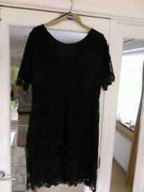 Lovely Black lace dress