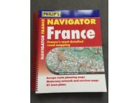🇫🇷 Philips Navigator France (France's most detailed road mapping) -- RRP £20
