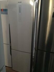 Panasonic white good looking frost free A-class fridge freezer cheap